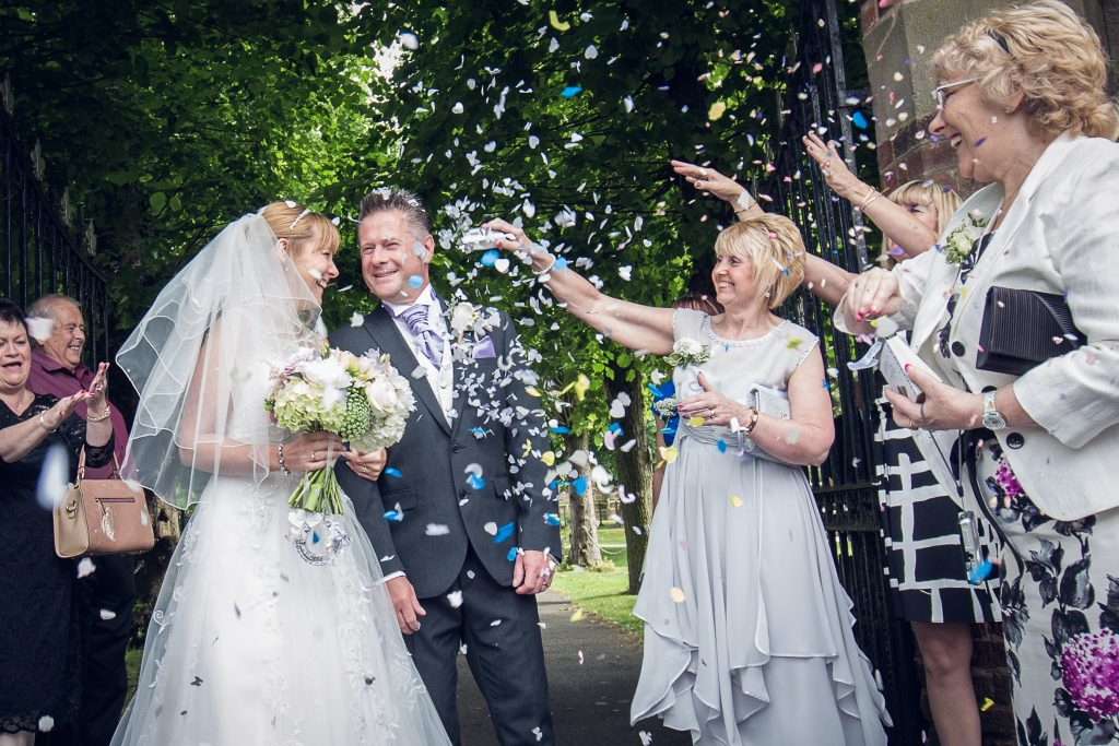 Sawley Church Wedding