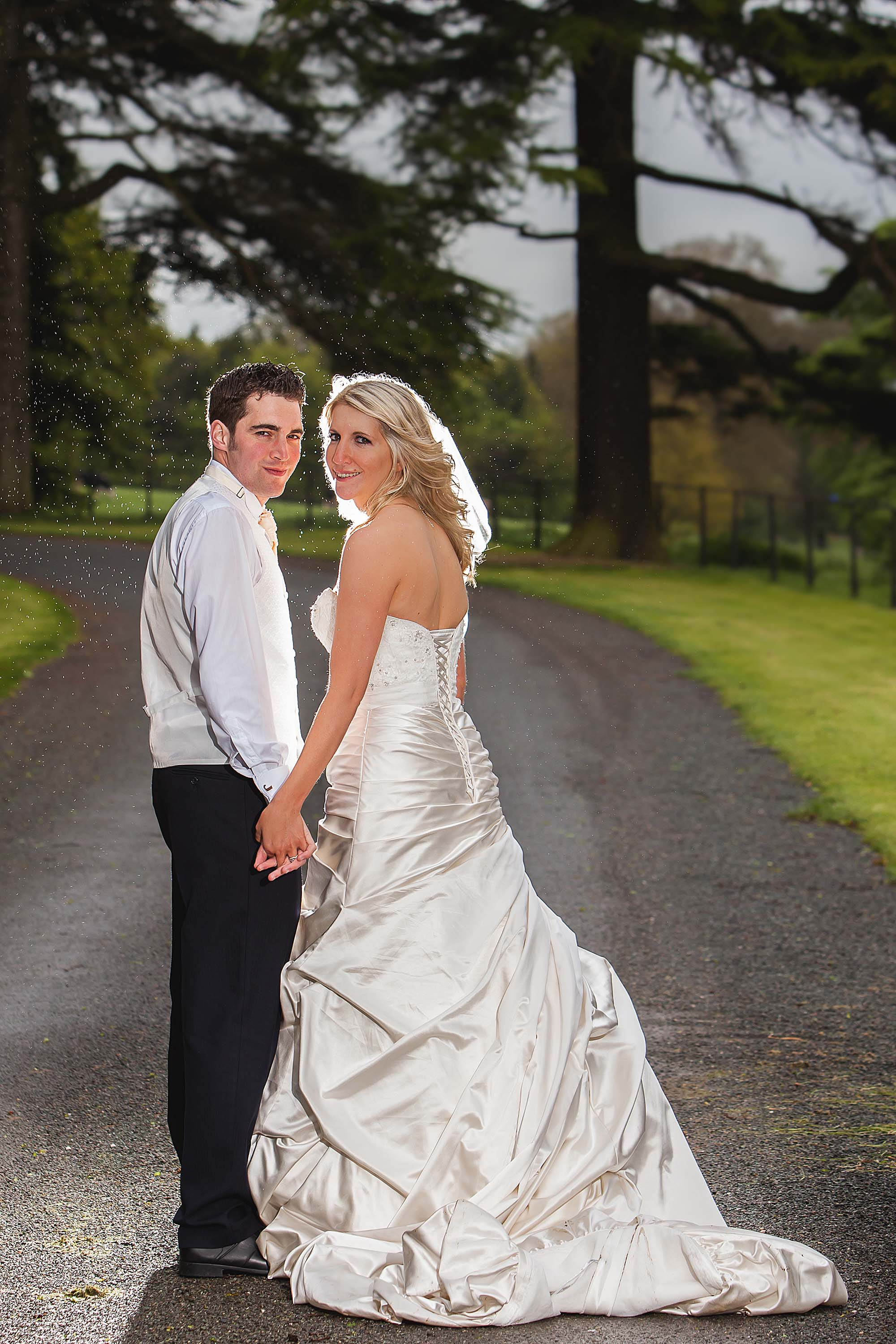 Osmaston Park Wedding