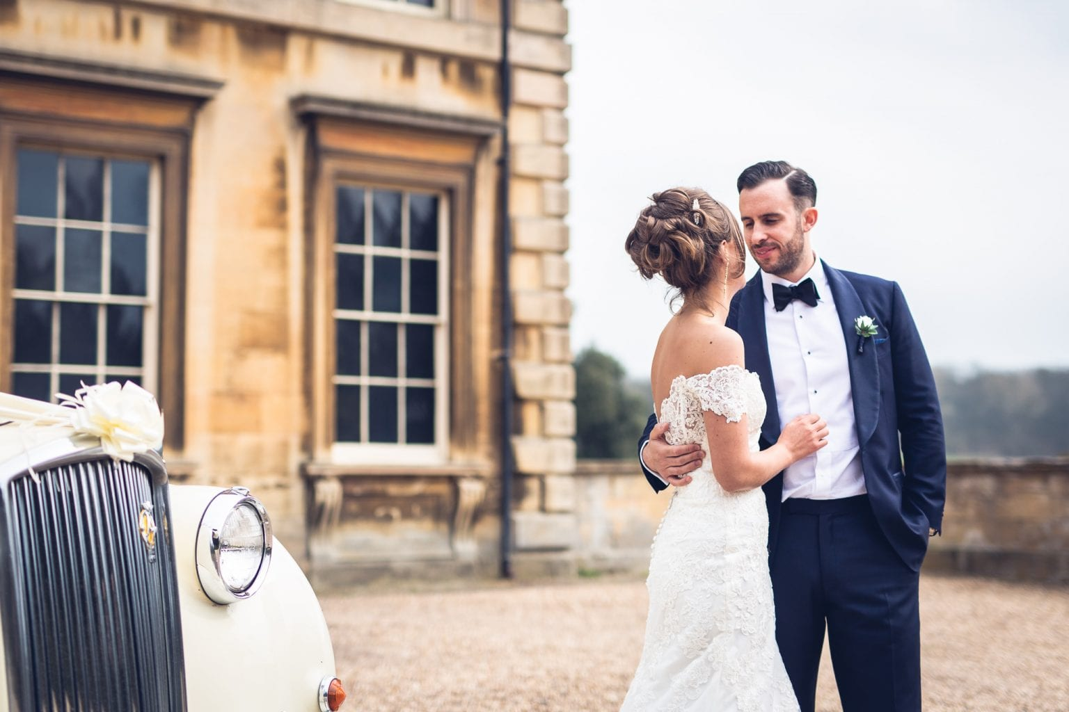 Prestwold Hall Wedding