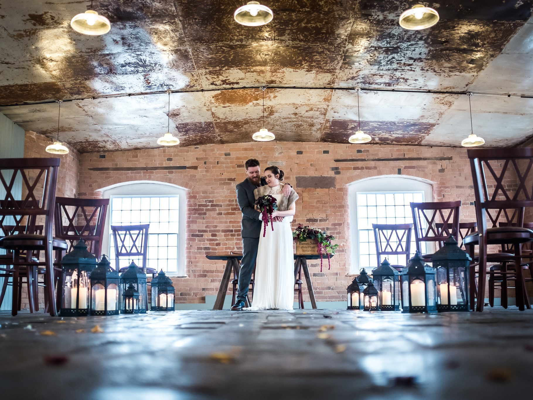 West Mill Wedding