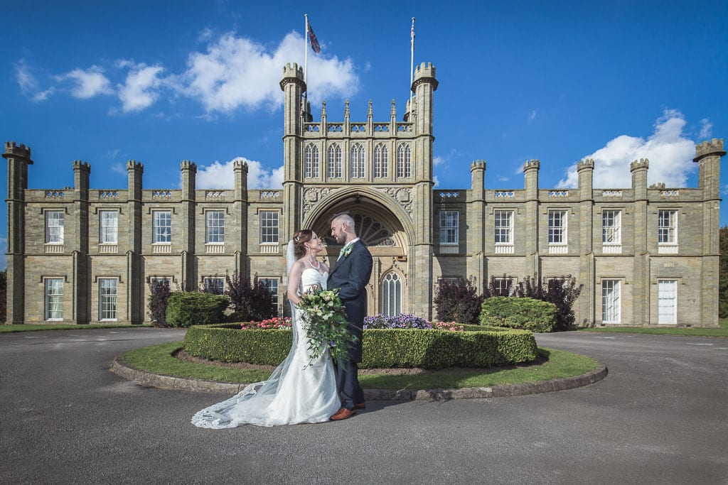 Donington Hall wedding