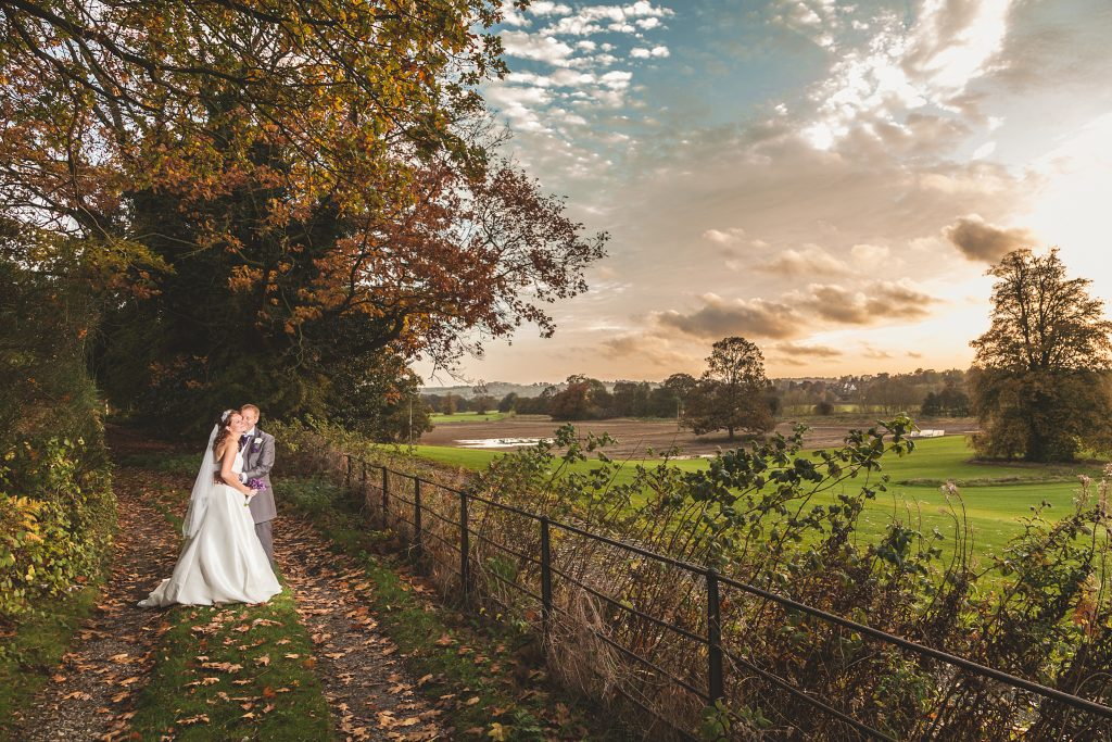 Makeney Hall Wedding