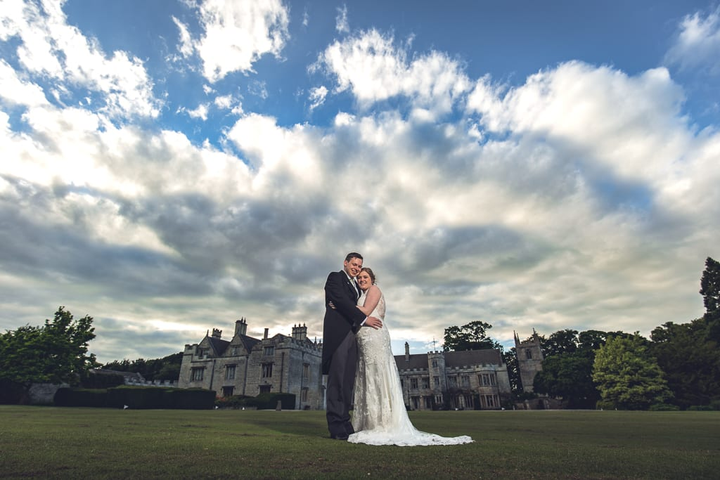 Irnham Hall Wedding